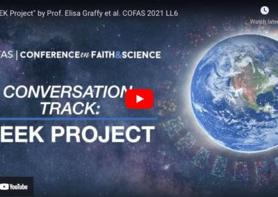 """""""SEEK Project"""" by Prof. Elisa Graffy et al. COFAS 2021"""