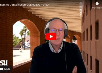 Economics Conversation COFAS 2021